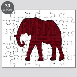 THE RED ONE Puzzle