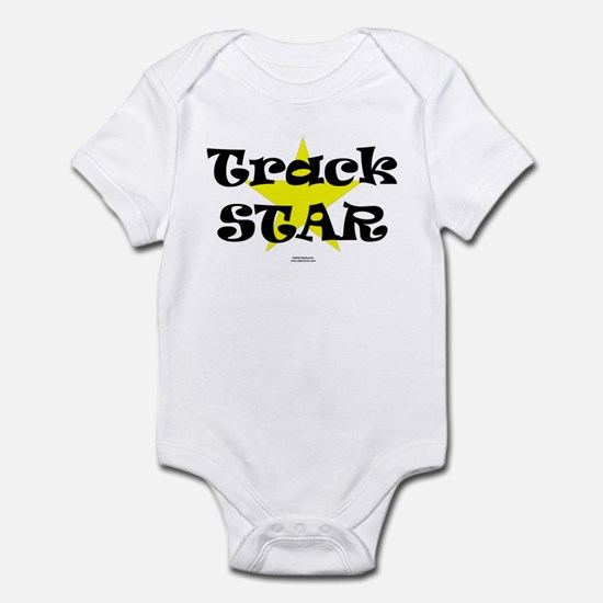 Track STAR Infant Bodysuit