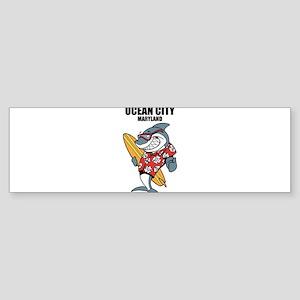 Ocean City, Maryland Bumper Sticker