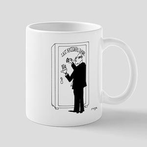 Bank Cartoon 4011 11 oz Ceramic Mug