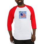 God Bless America 1 Baseball Jersey