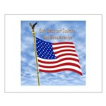 God Bless America 1 Small Poster