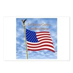 God Bless America 1 Postcards (Package of 8)