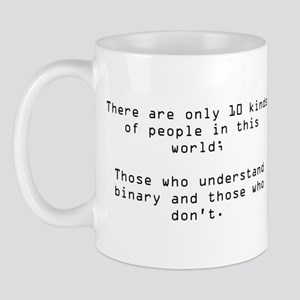 Binary People Mug