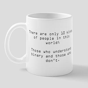 Binary People Mug