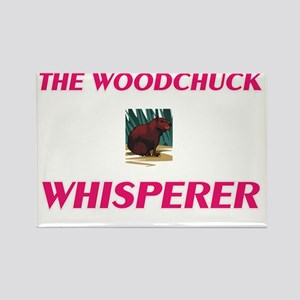 The Woodchuck Whisperer Magnets