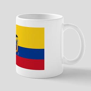 Ecuador National flag Mug