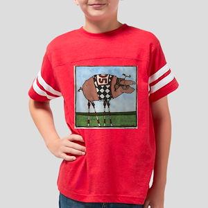 vertical juli Youth Football Shirt