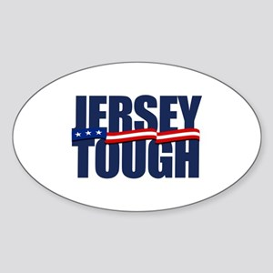 New Jersey Strong Sticker (Oval)