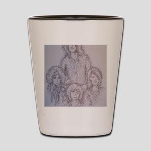 Lez Zepplin Shot Glass