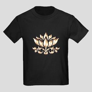 lotus gold T-Shirt