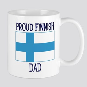 Proud Finnish Dad Mug