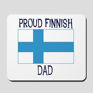 Proud Finnish Dad Mousepad