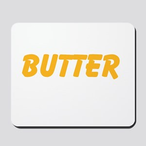 Butter Mousepad