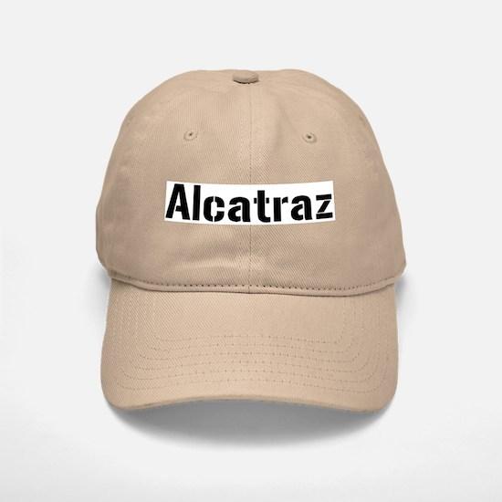 alcatraz Baseball Baseball Cap