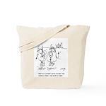 Cow Cartoon 3348 Tote Bag