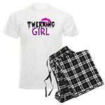 Twerking Girl Pajamas
