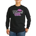 Twerking Girl Long Sleeve T-Shirt