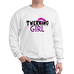 Twerking Girl Sweatshirt