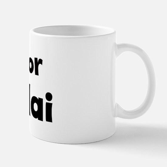I Live for Jai-Alai Mug