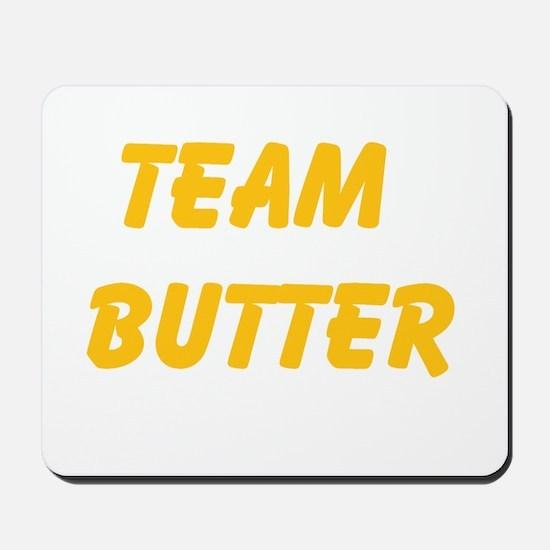 Team Butter Mousepad
