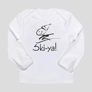 Ski-ya! Long Sleeve T-Shirt