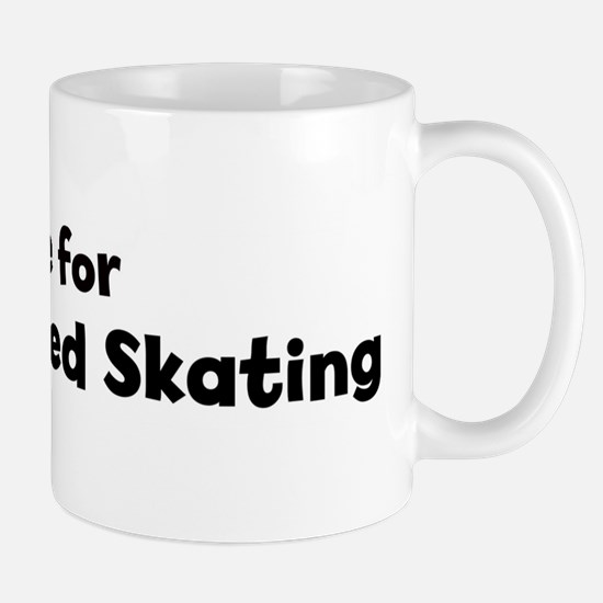 I Live for Synchronized Skati Mug