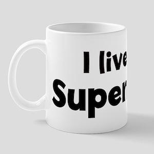I Live for Supermoto Mug