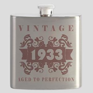 1933 Vintage (old-fashioned) Flask