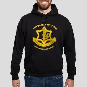 Proud IDF Mom Sweatshirt