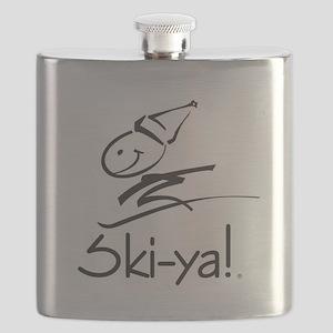 Ski-ya! Flask