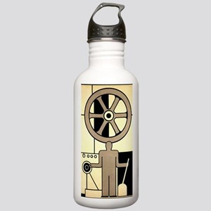 Vintage Business Facto Stainless Water Bottle 1.0L