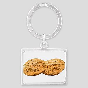Peanut Landscape Keychain