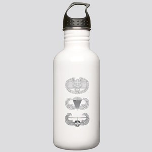 CFMB Airborne Air Assault Stainless Water Bottle 1