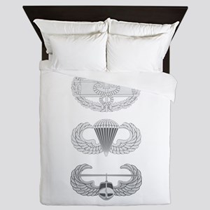 CFMB Airborne Air Assault Queen Duvet