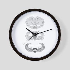 CFMB Airborne Air Assault Wall Clock