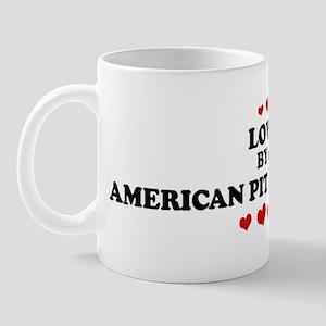 Loved: American Pit Bull Terr Mug