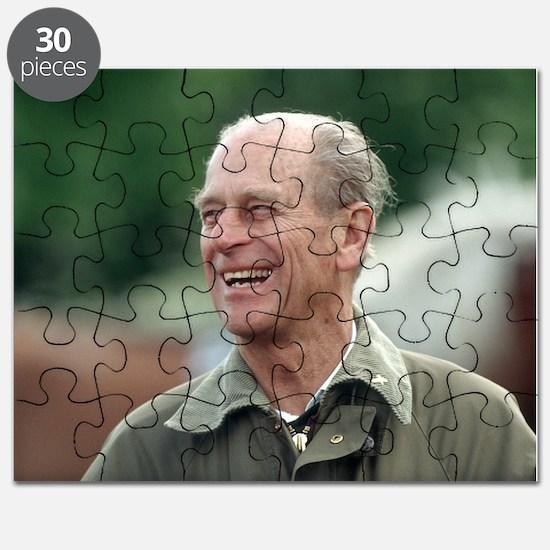 HRH Prince Philip Puzzle