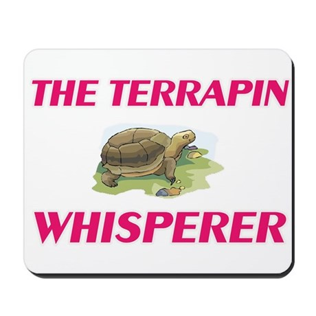 The Terrapin Whisperer Mousepad