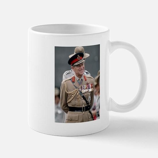 HRH Prince Philip Hong Kong Mugs