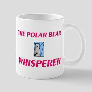 The Polar Bear Whisperer Mugs