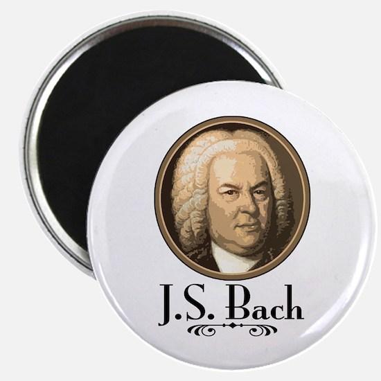 J.S. Bach Magnet