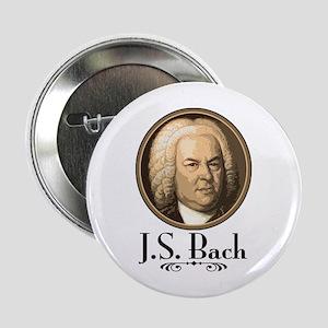 J.S. Bach Button