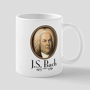 J.S. Bach  Mug