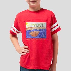 minas cruise ship4 Youth Football Shirt