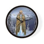 Angel : Winterland : Wall Clock