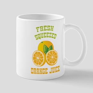 Fresh Squeezed Orange Juice Mugs