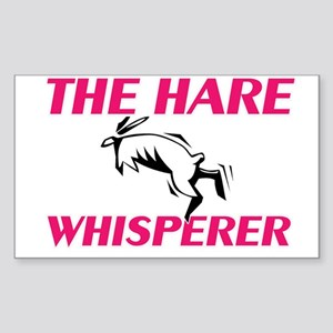 The Hare Whisperer Sticker