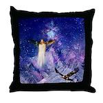Angel #219 : Throw Pillow