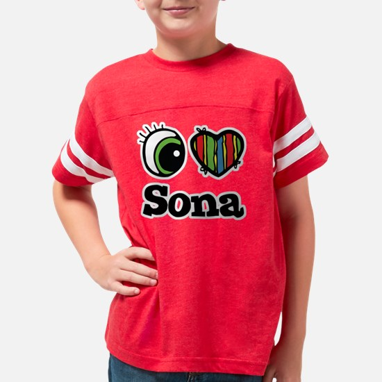 sona Youth Football Shirt